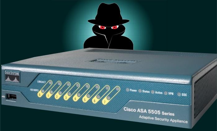 Cisco 5505 - old image