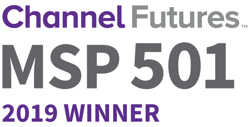 MSP501 Winner Logo - Computer One wins again