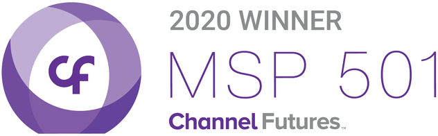 Managed IT Services - MSP 501 Winner 2020 Logo