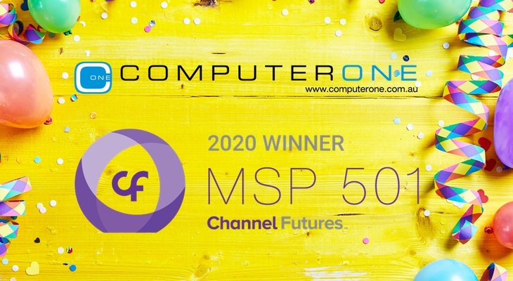 Managed ICT Services - Computer One announces it has made the MSP501 list again