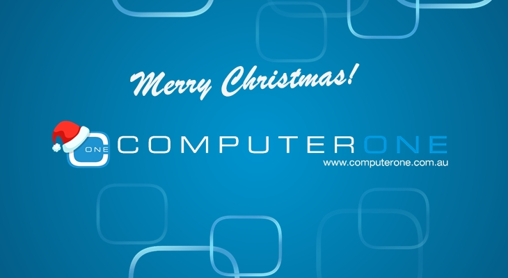 Computer One wishes everyone a Merry Christmas